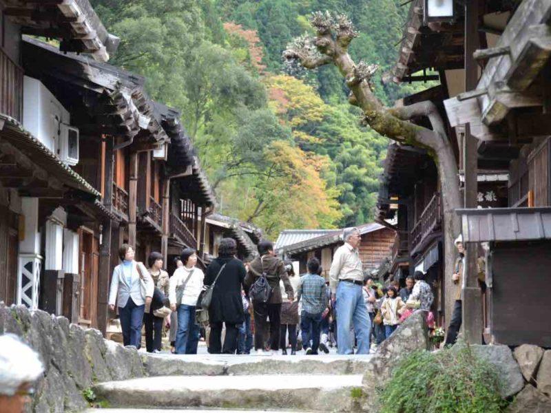 歴史的集落/町並み(伝統的建造物群保存地区)研究